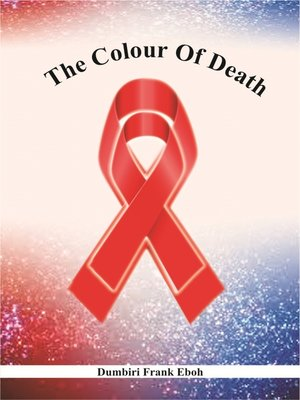 cover image of The Colour Of Death