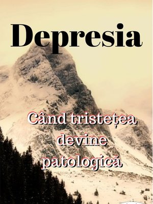 cover image of Depresia