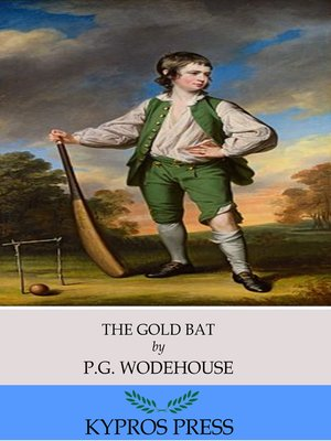 cover image of The Gold Bat