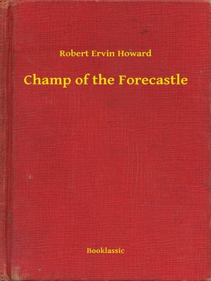 cover image of Champ of the Forecastle