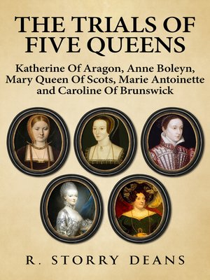 cover image of The Trials of Five Queens