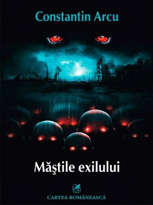 cover image of Măștile exilului