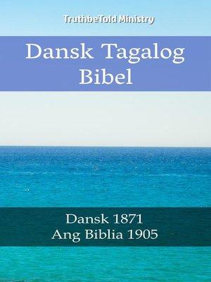 cover image of Dansk Tagalog Bibel