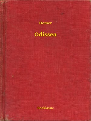 cover image of Odissea
