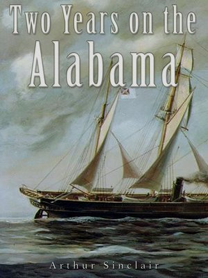 cover image of Two Years on the Alabama