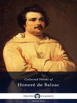 cover image of Delphi Complete Works of Honoré de Balzac