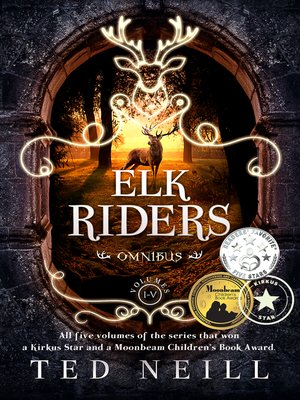 cover image of Elk Riders Complete Collection