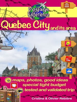 cover image of Quebec City and its area