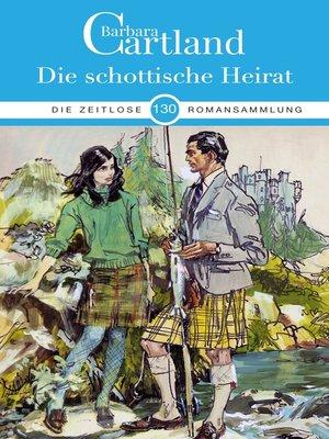 cover image of Die schottische Heirat