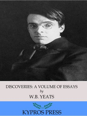 cover image of Discoveries: A Volume of Essays