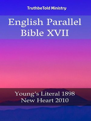 cover image of English Parallel Bible XVII