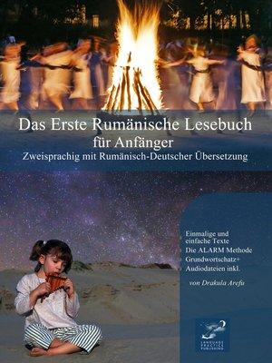 cover image of Das Erste Rumänische Lesebuch für Anfänger