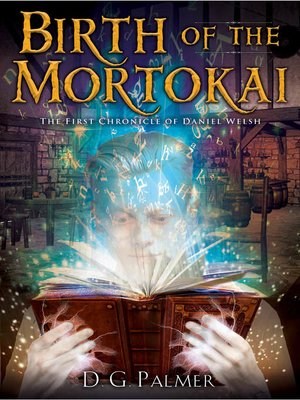 cover image of Birth of The Mortokai
