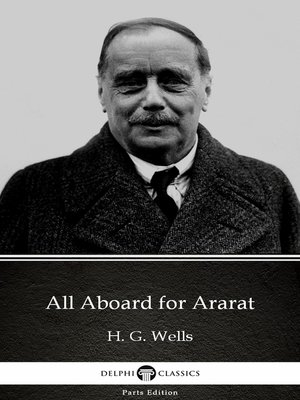 cover image of All Aboard for Ararat by H. G. Wells