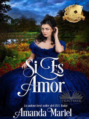 cover image of Si Es Amor