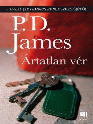 cover image of Ártatlan vér