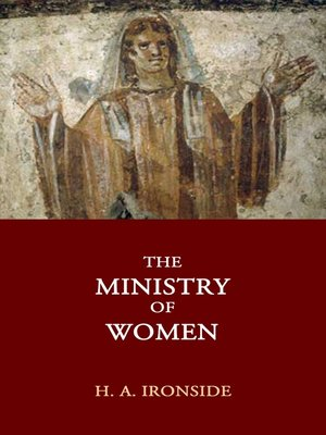 cover image of The Ministry of Women