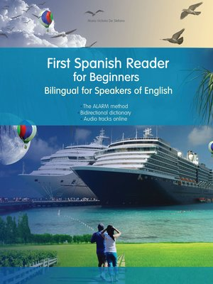 cover image of First Spanish Reader for Beginners