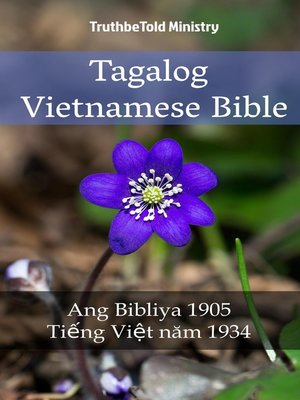 cover image of Tagalog Vietnamese Bible