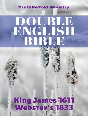 cover image of Double English Bible
