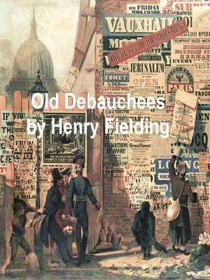 cover image of The Old Debauchees