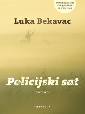 cover image of Policijski sat