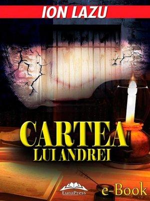 cover image of Cartea lui Andrei