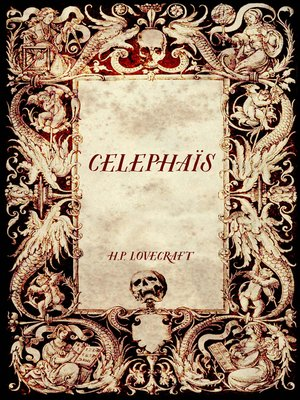 cover image of Celephaïs