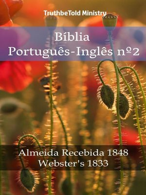 cover image of Bíblia Português-Inglês nº2