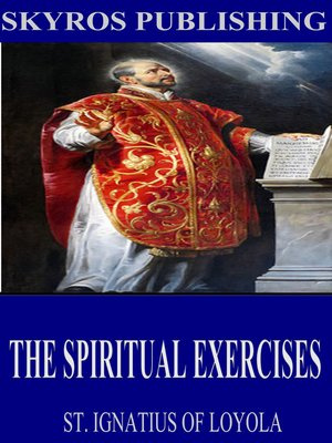 cover image of The Spiritual Exercises
