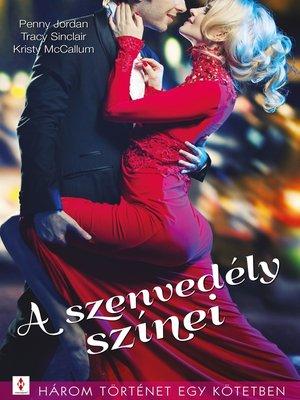 cover image of A szenvedély színei