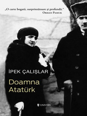 cover image of Doamna Ataturk