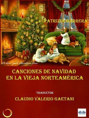 cover image of Canciones De Navidad En La Vieja Norteamérica