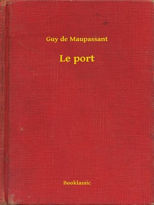 cover image of Le port