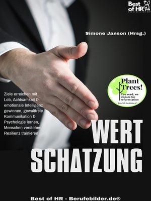 cover image of Wertschätzung