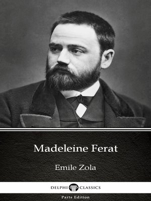 cover image of Madeleine Ferat by Emile Zola