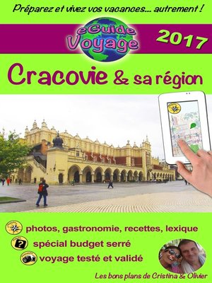 cover image of eGuide Voyage: Cracovie