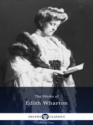 cover image of Delphi Works of Edith Wharton