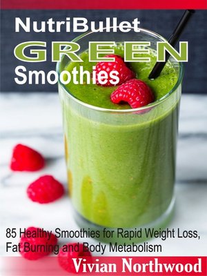 cover image of NutriBullet Green Smoothies
