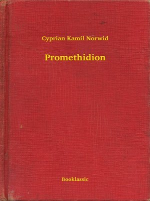 cover image of Promethidion