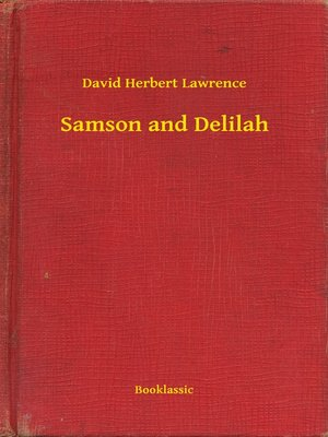 cover image of Samson and Delilah