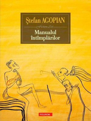 cover image of Manualul întîmplărilor