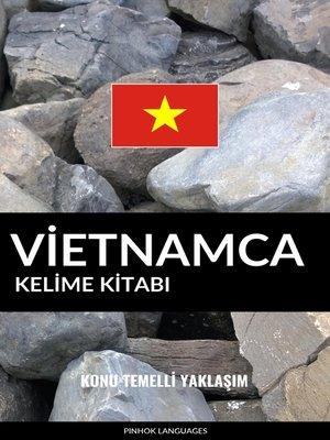 cover image of Vietnamca Kelime Kitabı