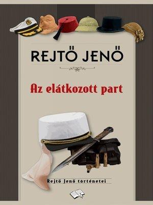 cover image of Az elátkozott part
