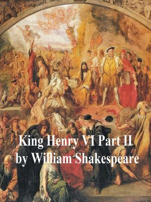 cover image of Henry VI Part 2, with line numbers