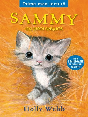 cover image of Sammy, un pisoi sperios