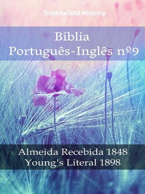 cover image of Bíblia Português-Inglês nº9