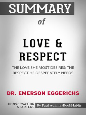 cover image of Summary of Love & Respect