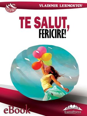 cover image of Te salut, fericire!