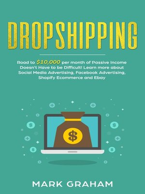 cover image of Dropshipping